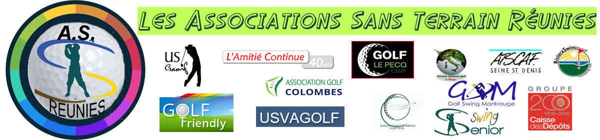 AS Golf Réunies