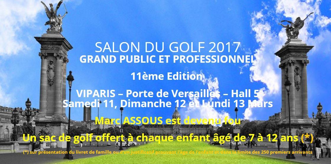 Salon du Golf 2017